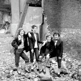 The Last of the Teddy Girls - 1955 Premium Photographic Print by Ken Russell