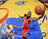 James Harden 2015-16 Action Photo
