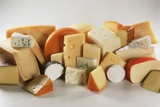 Many Different Types of Cheese Photographic Print by Davorin Marjanovic