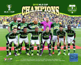 Portland Timbers 2015 Team Photo 2015 MLS Cup Championship Game Photo