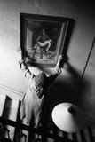 My Landlady, Widow Collins Photographic Print by Ken Russell