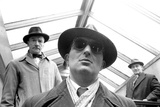Watching the Detectives - 1955 Photographic Print by Ken Russell