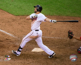 Trevor Plouffe 2015 Action Photo