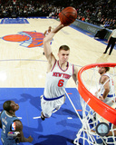 Kristaps Porzingis 2015-16 Action Photo