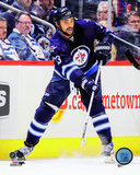 Dustin Byfuglien 2014-15 Action Photo