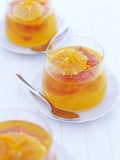 Orange Jelly Photographic Print by Maja Smend