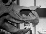 Danny and the Dinosaur - Happy Weekend Photographic Print by Ken Russell
