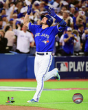Josh Donaldson Home Run Game 3 of the 2015 American League Championship Series Photo