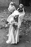 A Wedding Has Been Arranged - Potobello Children Photographic Print by Ken Russell