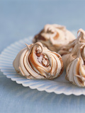 Marbled Chocolate Meringue Photographic Print by  Ngoc Minh and Julian Wass