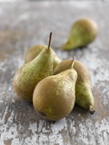 Conference Pears Photographic Print by Kai Schwabe