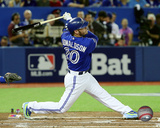 Josh Donaldson Home Run Game 2 of the 2015 American League Division Series Photo