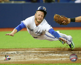 Josh Donaldson 2015 Action Photo