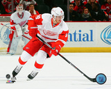 Gustav Nyquist 2015-16 Action Photo