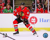 Marian Hossa 2014-15 Action Photo