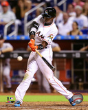 Dee Gordon 2015 Action Photo