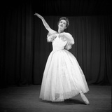 Helen May - Pavlova's English Pupil Photographic Print by Ken Russell