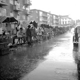 Portobello - Scenes of Everyday Life - 1954 Photographic Print by Ken Russell