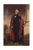 Painting of President Andrew Jackson Standing Prints by  Stocktrek Images