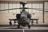 Ah-64D Apache Longbow at Pinal Airpark, Arizona Photographic Print by  Stocktrek Images