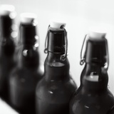 Swing-Top Beer Bottles Photographic Print by Stefan Braun