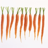 Fresh Carrots Photographic Print by Barbara Bonisolli