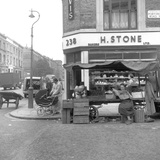 Portobello - Scenes of Everyday Life - 1954 Premium Photographic Print by Ken Russell
