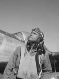 Benjamin Oliver Davis, Jr., Commander of the Tuskegee Airmen Photographic Print by  Stocktrek Images