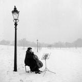 Zora the Unvanquished - 1955 Fotografisk tryk af Ken Russell