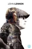 John Lennon- Double Exposure Kunstdrucke