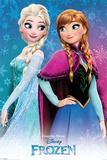 Frozen- Cool Sisters Affischer