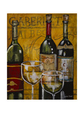 Cabernet Giclee Print by Jennifer Garant