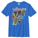 Youth: Guardians Of The Galaxy- Team Portraits T-shirts