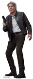 Han Solo - Star Wars VII: The Force Awakens Cardboard Cutouts