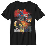 Youth: Spiderman- Spiderverse Unlimited Shirts