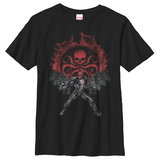 Youth: Red Skull- Agent Of Hydra T-Shirt