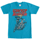 Ghost Rider- Stunt Ride (Premium) T-Shirts