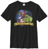 Youth: Contest Of Champions- Heroic Trio T-shirts