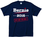 Bernie Not for Sale Shirt