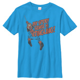 Youth: Spiderman- Tingling Senses T-shirts
