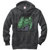 Hoodie: Incredible Hulk- Be Incredible Hoodie (over het hoofd)