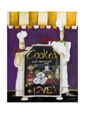 Cooked with Love Impression giclée par Jennifer Garant