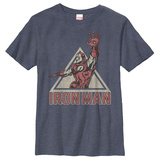 Youth: Iron Man- Iron Reach T-shirts
