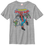 Youth: Spiderman- Classic Villains T-shirts