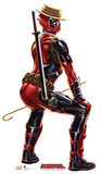 Deadpool Dancing - Marvel Cardboard Cutouts