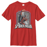 Youth: Spiderman- Kick Out Shirt