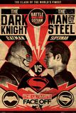 Batman vs. Superman- Ultimate Face Off Plakáty