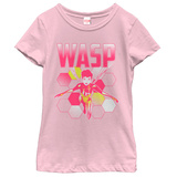 Young Girls: Antman- Wasp In Flight Tshirts