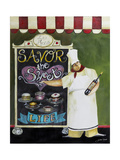 Savor the Sweet Life Prints by Jennifer Garant