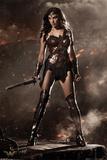 Batman vs. Superman- Wonder Woman Poster